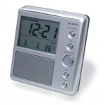 FA 1102 - Talking Alarm clock and Indoor Thermometer
