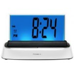ILA 1744 - Ila  Moshi Voice Controlled Time, Date,Temp & Alarm